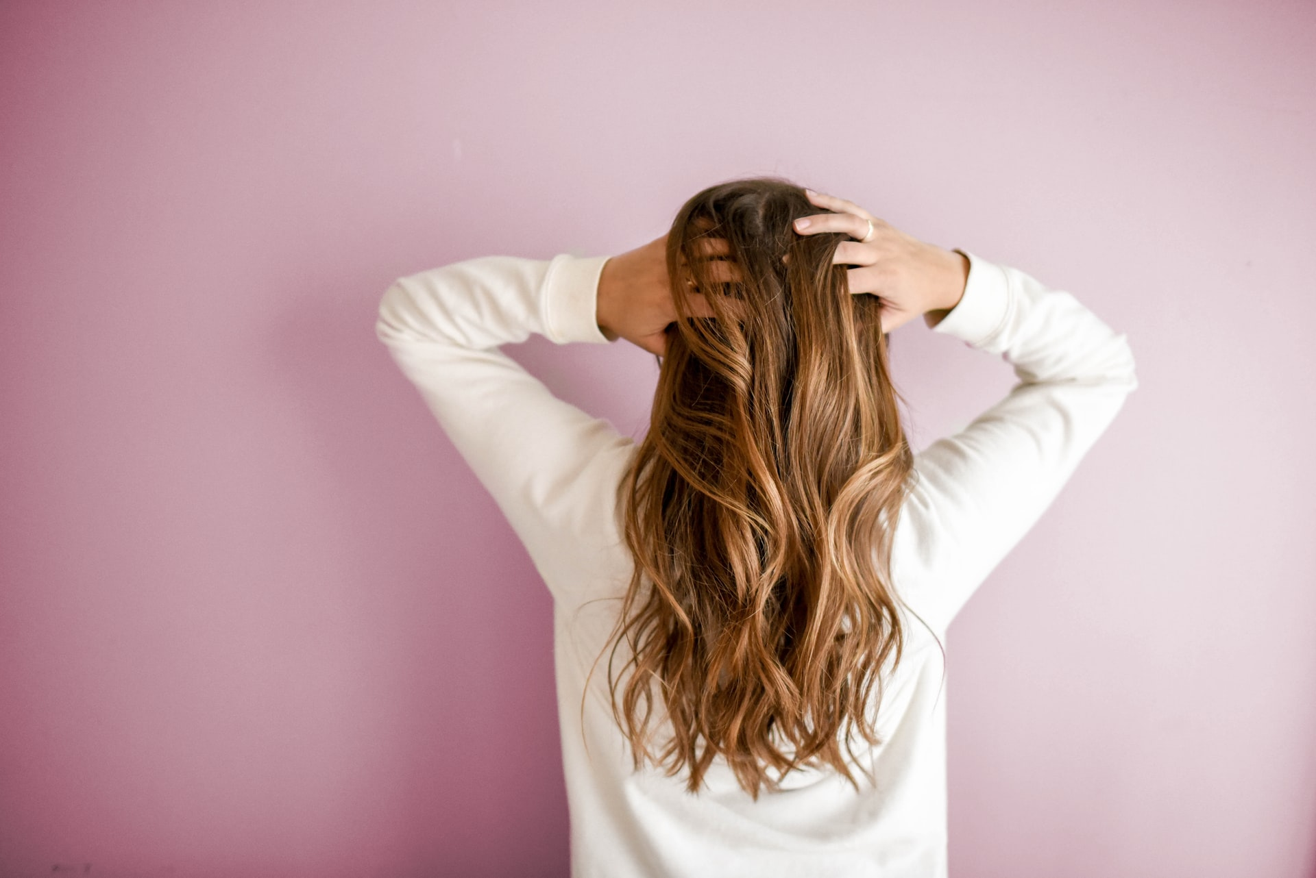 Få sundt og smukt hår med hårvitaminer